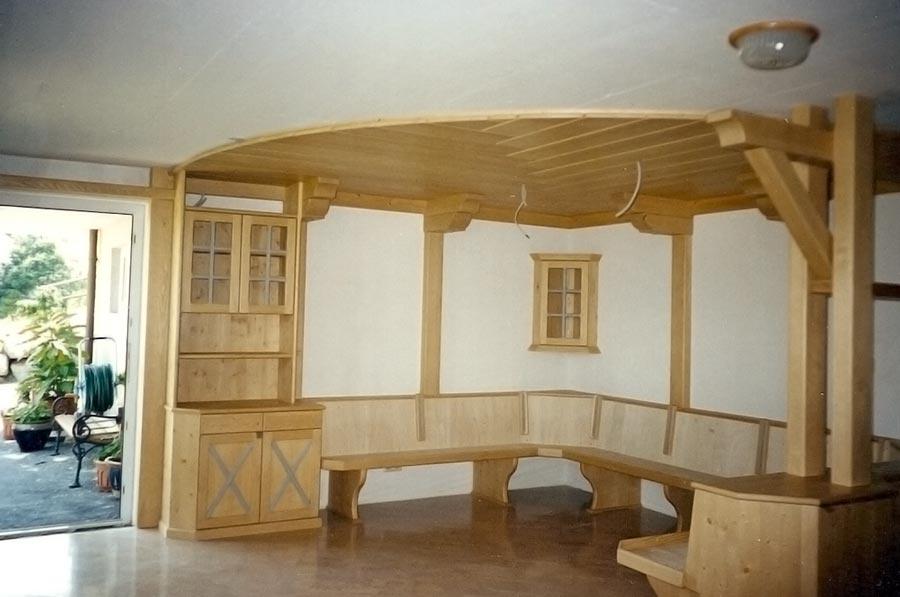Wohnzimmer design holz